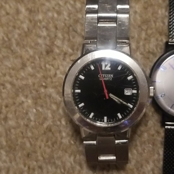 CITIZEN WATCH FOR MAN OR WOMAN (4watches total)🤗